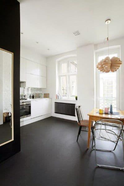 Interior Design Concrete Floor Ideas