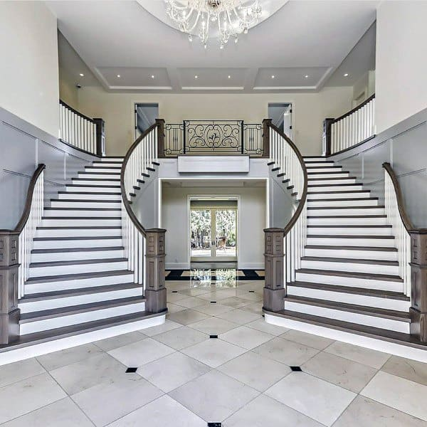 Top 80 Best Foyer Ideas Unique Home Entryway Designs