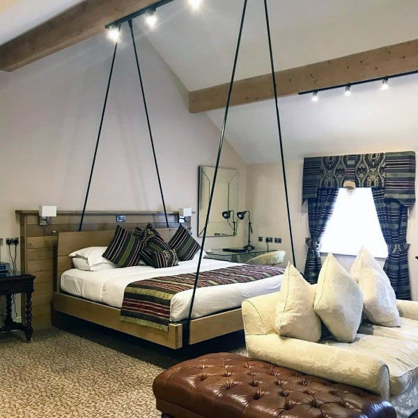 Interior Design Hanging Bed Ideas