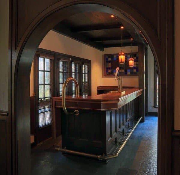 Basement Interior Design: Top 60 Best Basement Ceiling Ideas