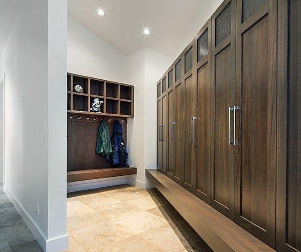 Small Entryway Closet
