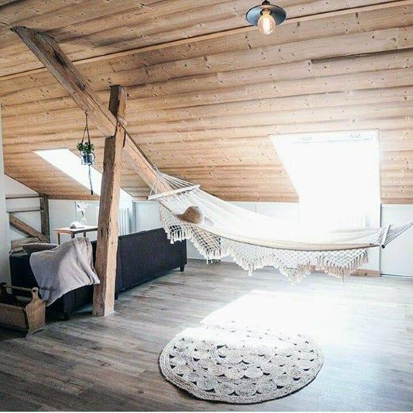 Interior Design Indoor Hammock Ideas