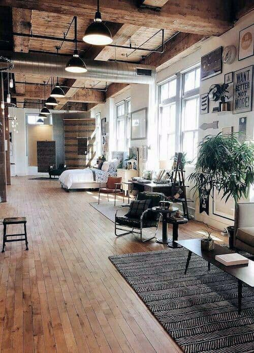 Top 50 Best Industrial Interior Design Ideas Raw Decor