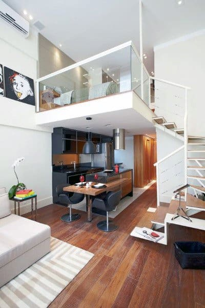 Interior Design Loft Ideas