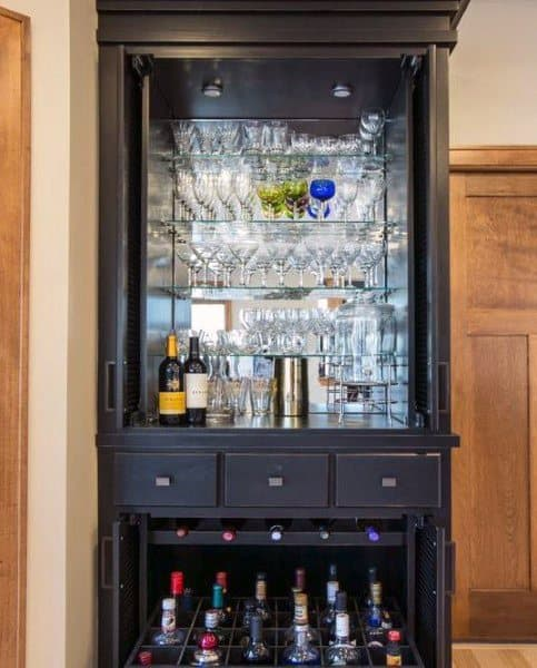Interior Design Mini Bar Ideas