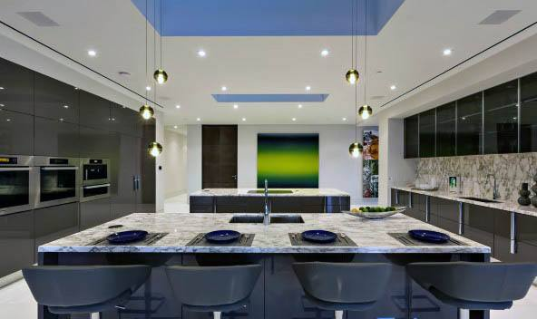 Interior Design Modern Kitchens