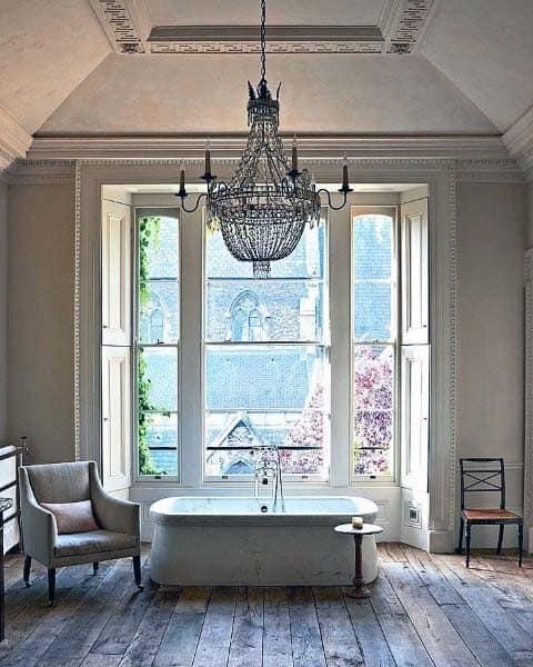 Interior Design Rustic Bathrooms