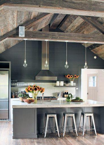 Interior Design Rustic Kitchens
