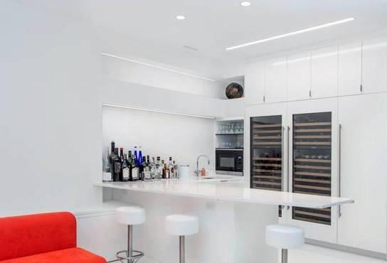 Interior Design Wet Bar Ideas