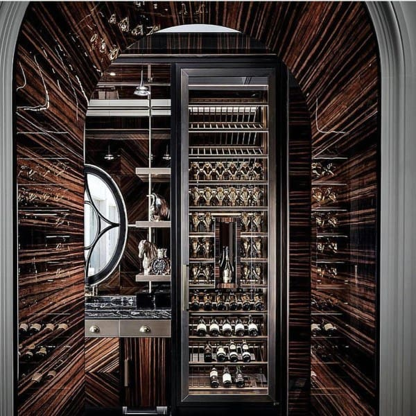 Interior Design Wine Cellars