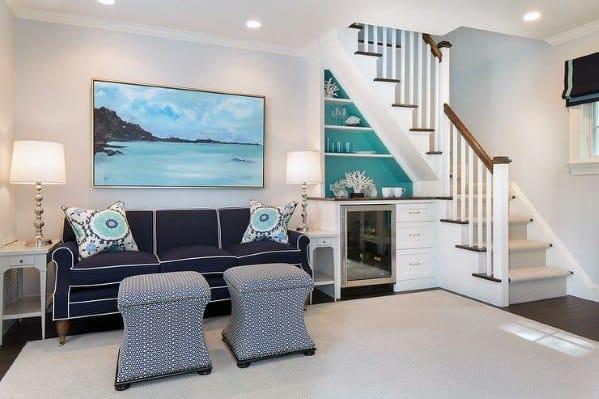 Interior Designs Basement Staircase
