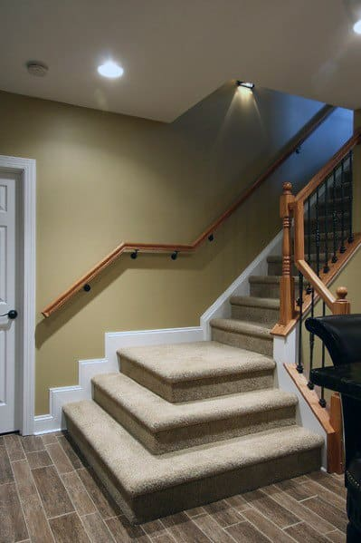 Interior Designs Basement Stairss