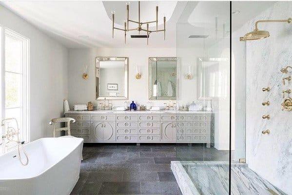 Interior Designs Bathroom Lighting Modern Chandelier