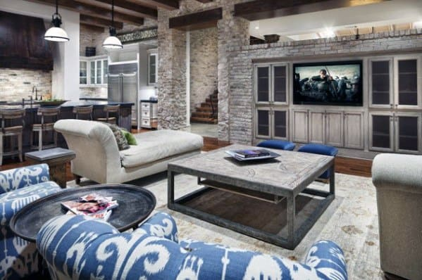 Interior Designs Finished Basement