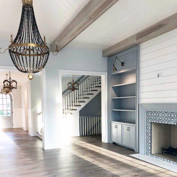 Interior Designs Fireplace Tiles