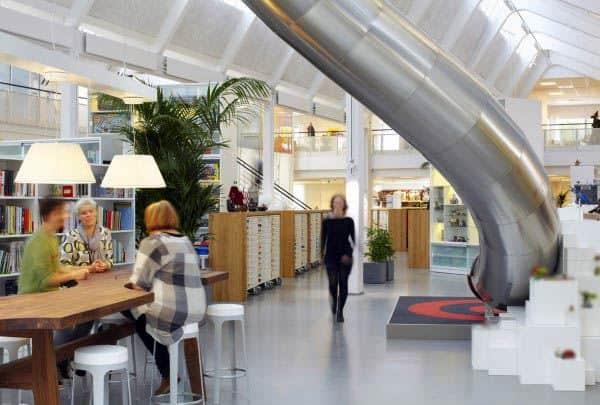 Interior Designs Indoor Slide Inspiration