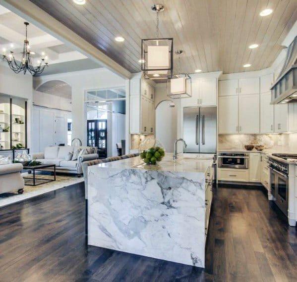 Interior Designs Kitchen Floorings
