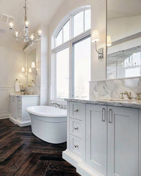 Interior Designs Master Bathrooms