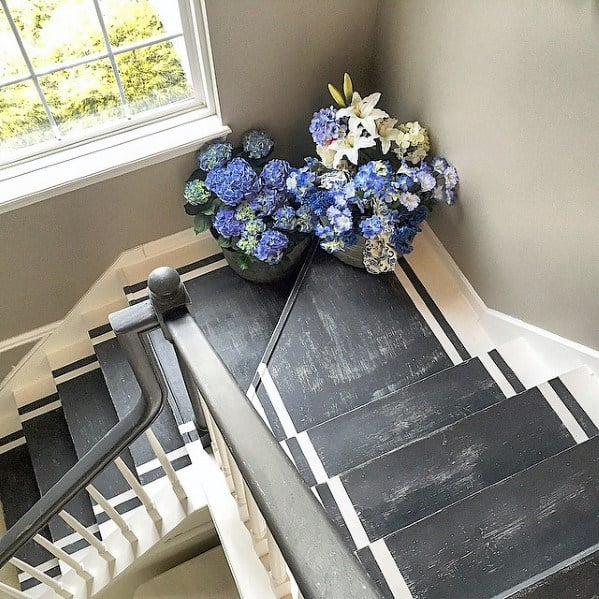 Interior Designs Painted Stairss