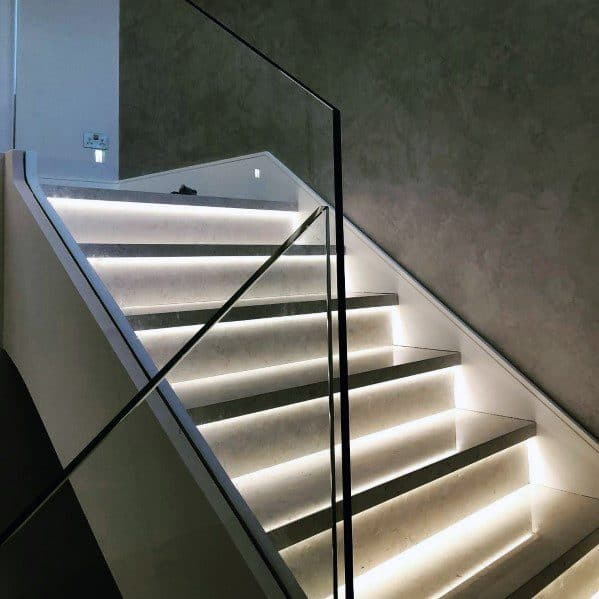 Interior Designs Staircase Lighting
