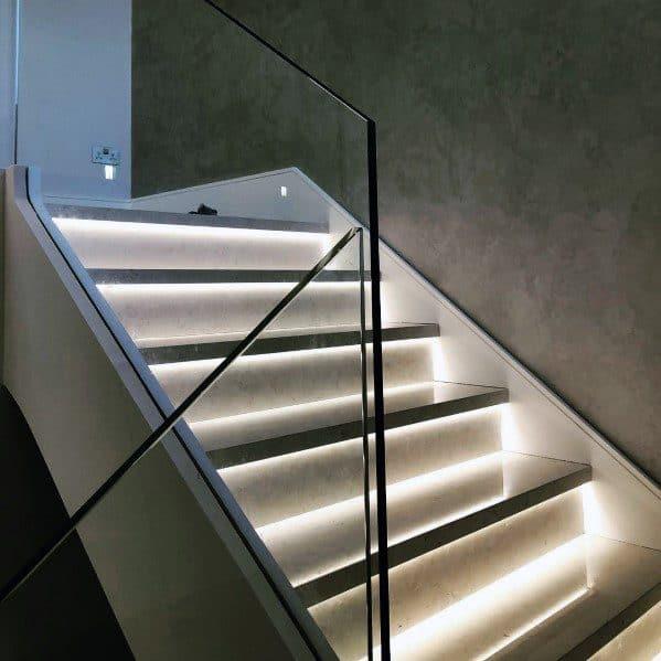 Interior Designs Staircase Lighting