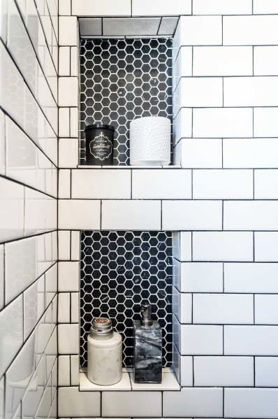 Interior Designs Subway Tile Shower
