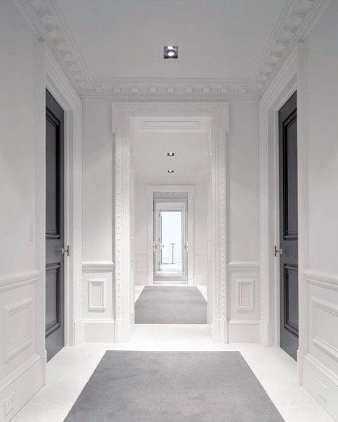 Interior Door Casing Trim Design