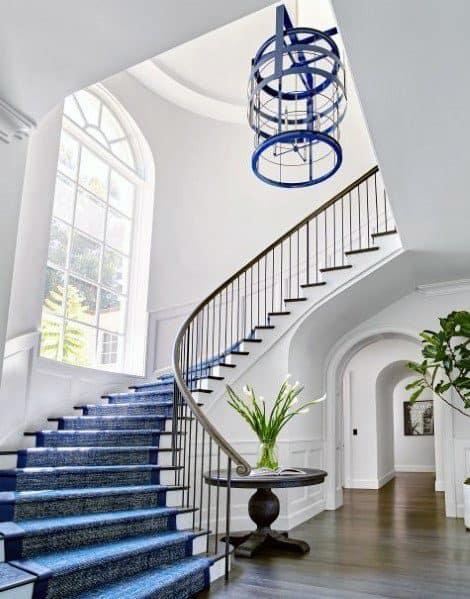 Interior Foyer Lighting Design