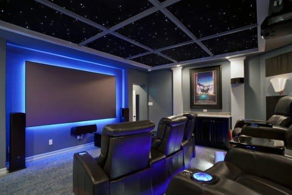 Interior Home Theater Lighting Design