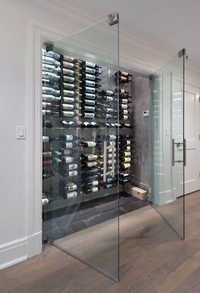 Interior Home Wine Cellar Design Ideas