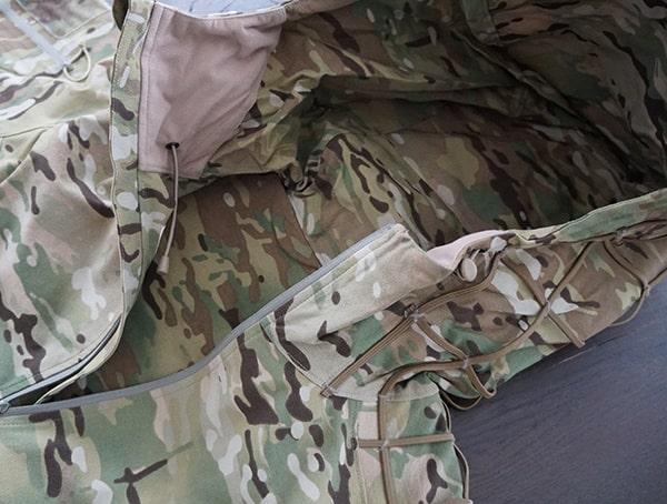 Interior Hood Multicam Otte Gear Tactical Mens Overwatch Anorak