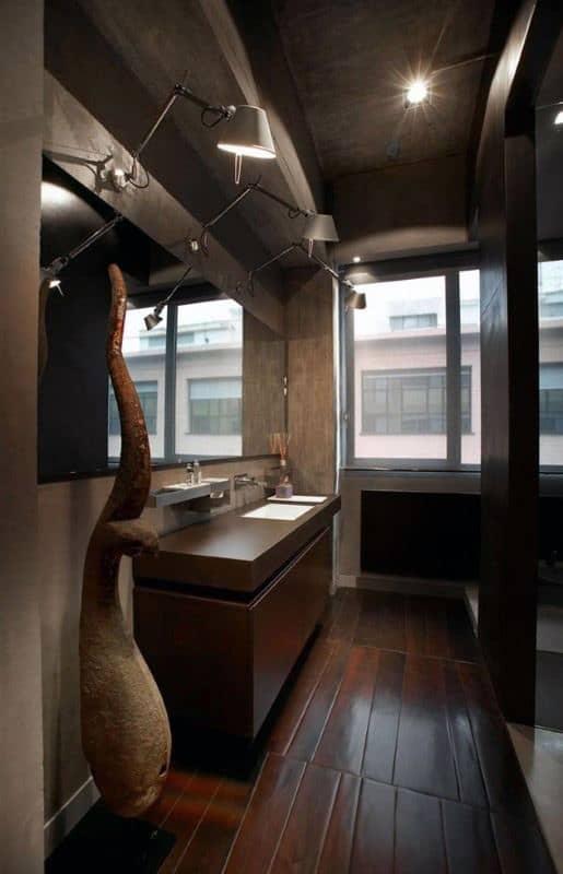 Interior House Industrial Design