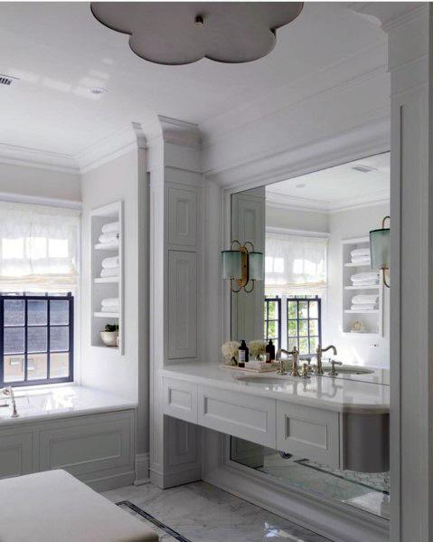 Interior Ideas Bathroom Vanity