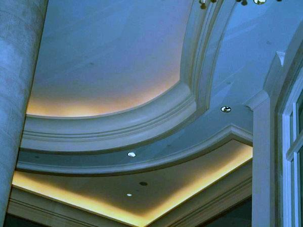 Interior Ideas Crown Molding Lighting