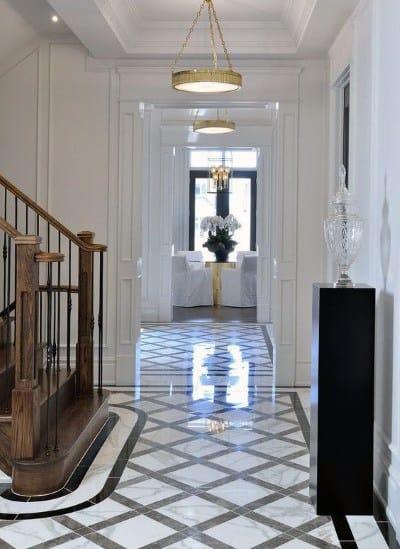 Interior Ideas Entryway Tile