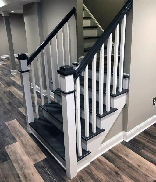 Interior Ideas For Basement Stairs