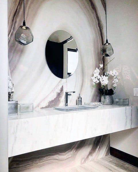Interior Ideas For Bathroom Lighting