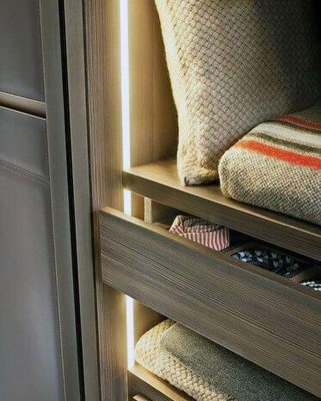 Interior Ideas For Closet Lighting