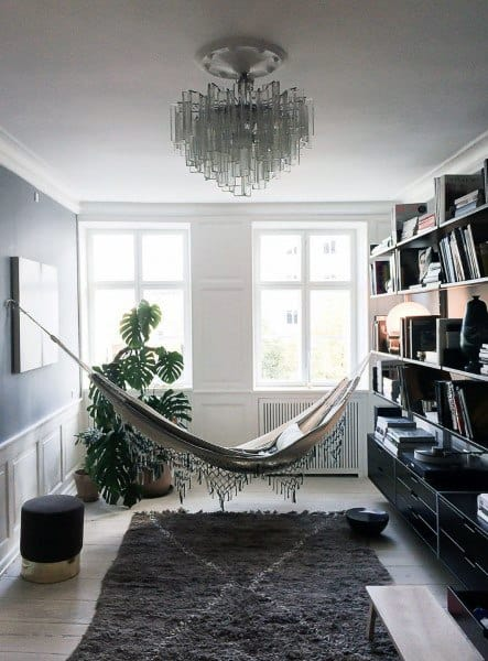 Interior Ideas For Indoor Hammock
