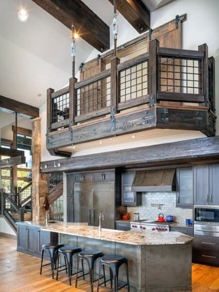 Interior Ideas For Loft