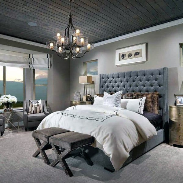 Master Bedroom Decorating Ideas: Top 60 Best Master Bedroom Ideas