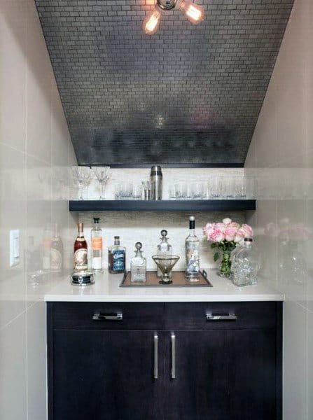 Interior Ideas For Mini Bar