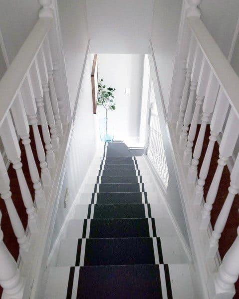 Interior Ideas For Painted Stairs