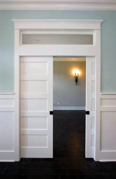 Interior Ideas For Pocket Door