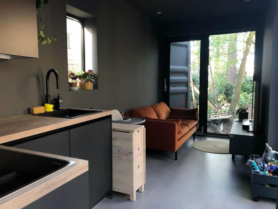 Interior Ideas For Shipping Container Homes Tinythuuske