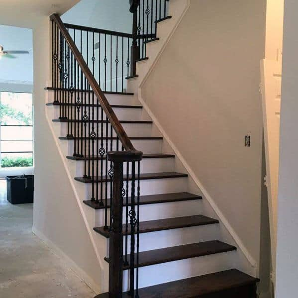 Interior Ideas For Stair Railing Traditional Style