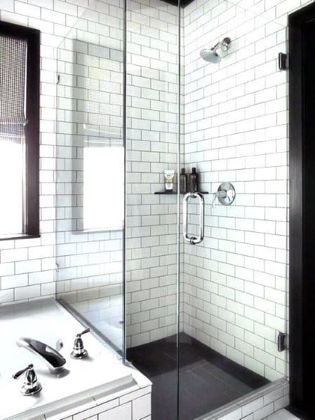 Interior Ideas For Subway Tile Shower