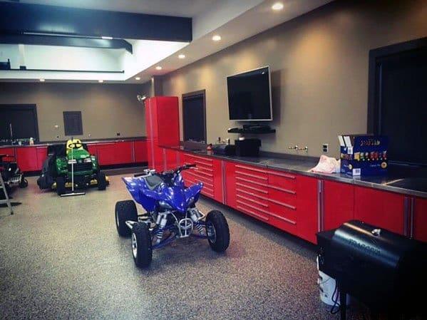 Interior Ideas Garage Cabinet