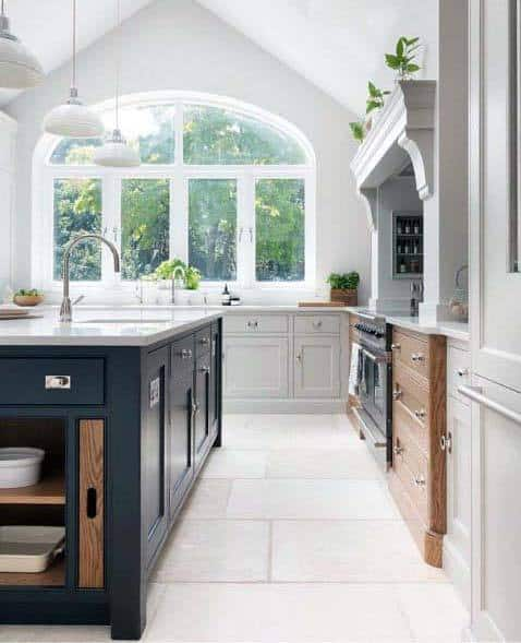 Interior Ideas Kitchen Tile Floor