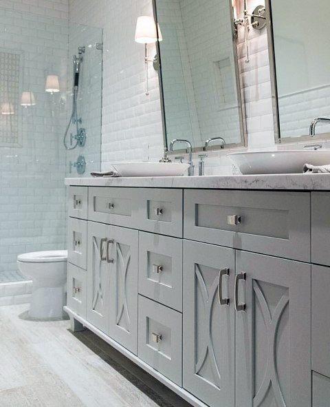 Interior Ideas Master Bathroom Double Sink Vanity Lighting